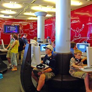 Интернет-кафе Чекмагуша