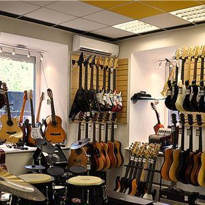 Музыкальные магазины Чекмагуша