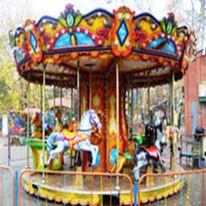 Парки культуры и отдыха Чекмагуша