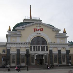 Железнодорожные вокзалы Чекмагуша